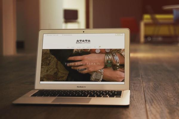 Nueva Tienda Online Boho Company